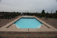 Phoenix Fiberglass Pool in Plattsburg, MO